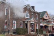 Chief: No One Hurt In Butler City House Fire
