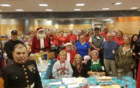 Toys For Tots Volunteers Assist Local Families