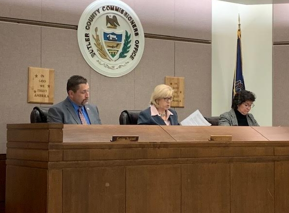 County Commissioners Recognized For Working Together