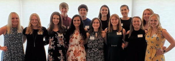 Armco Credit Union Awards $10,000 In Scholarships To Local Students