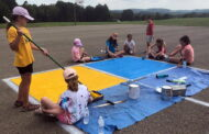 Girl Scout Project Updates School Playground