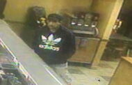 Police Searching For Suspect In Armed Subway Robbery