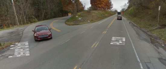 New Traffic Pattern On Rt. 228 Starting Thursday