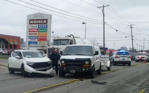 Police Find Drugs In Vehicle After New Castle Rd. Accident
