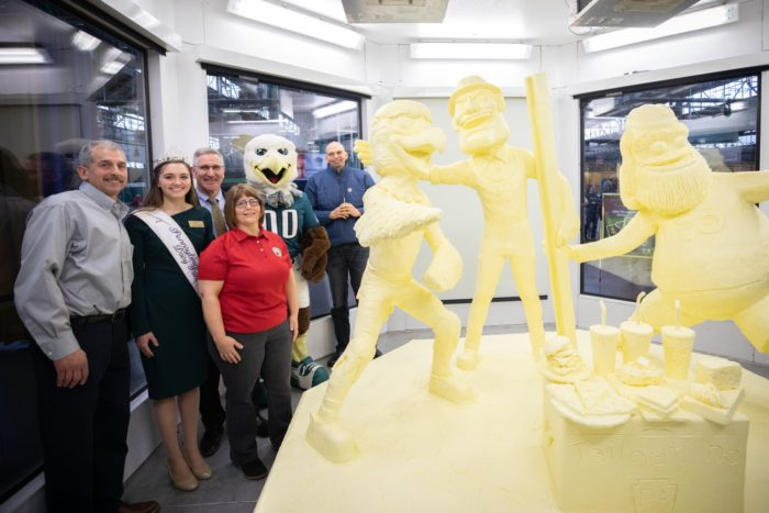 PA Farm Show Butter Sculpture To Be Deconstructed This Weekend