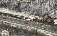 Five Dead And 60 Injured In PA Turnpike Crash