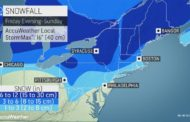 Mix Of Wintry Weather Expected Saturday