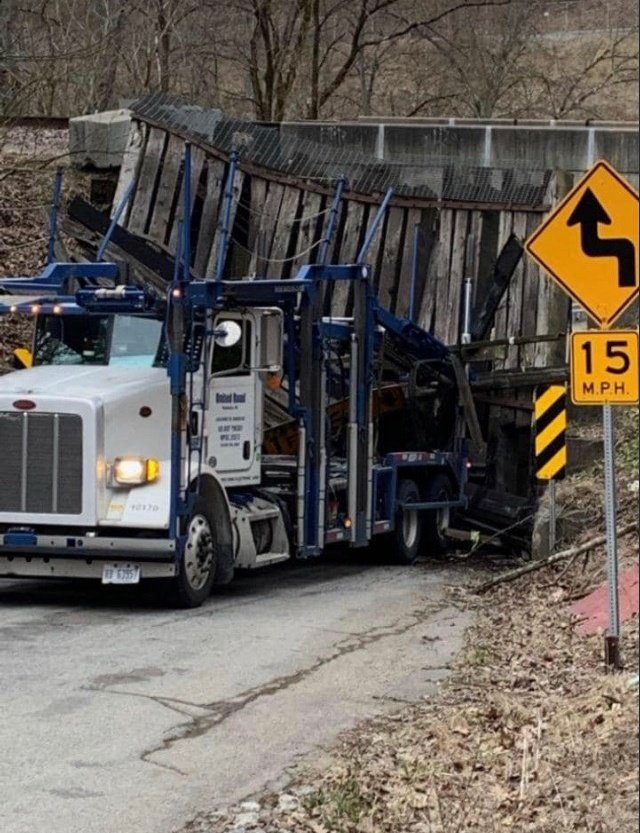 McCalmont Road Re-Opens