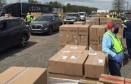 Food Distribution Set For Saturday At Mall