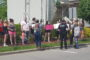 Local Protesters In Saxonburg/Online Rumors Caused Concerns