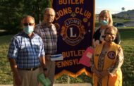Lions Club And Rotary Team Up To Distribute School Supplies