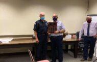 Longtime Firefighter Wins Zelienople's Volunteer Of The Year