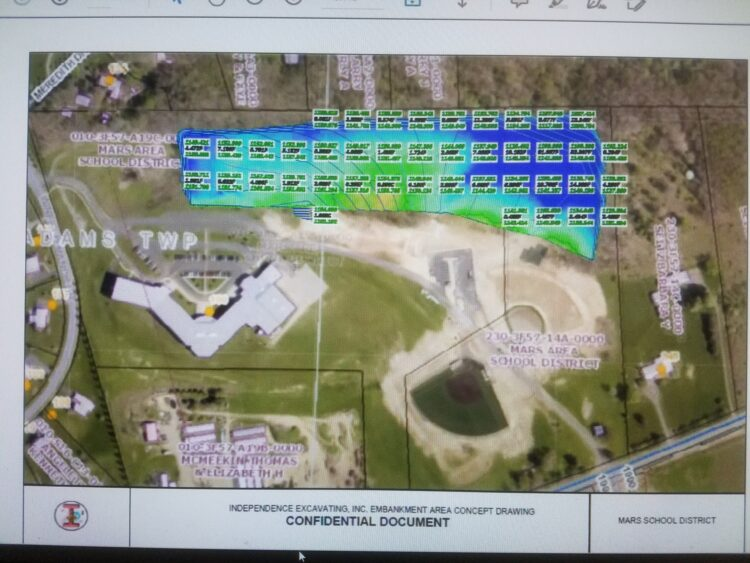 Dirt Removal Project Could Lead To New Construction At Mars Schools