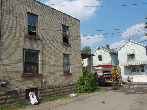City Firefighters Move Quickly To Control Local Blaze