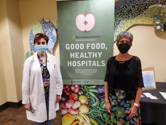 Butler Health System Receives Recognition For Food Service