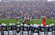 Penn State Moves Up in AP Poll