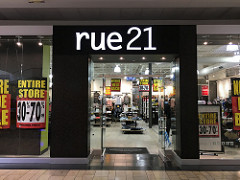 Rue21 Works Toward Rebuilding