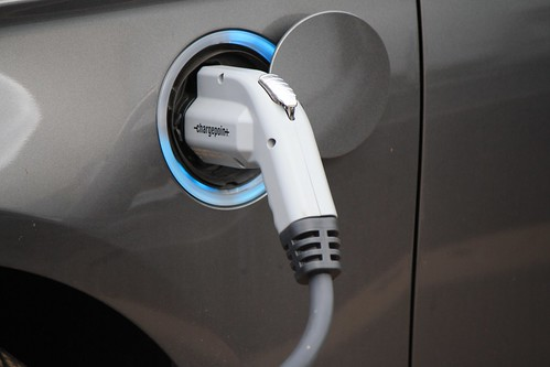 Electric Vehicle Charging Stations Coming To Butler