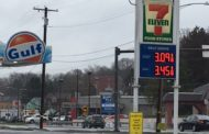 Gas Prices Tick Up & Up