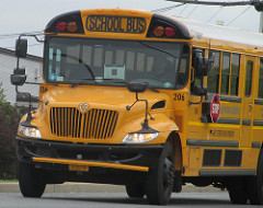 Bus Driver 'Brake-Checked' Students Sending Them Flying