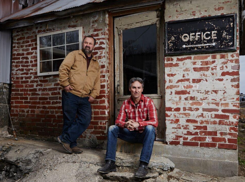 'American Pickers' Looking For Unique Antiques