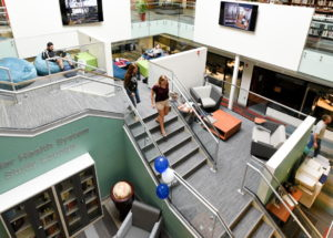 BC3's Renovated Library Featured In National Magazine