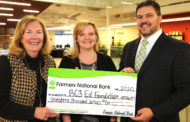 BC3 Receives Donation From Farmers National Bank