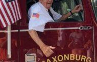 Longtime Saxonburg VFD Member Cypher Dies