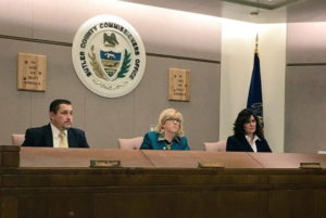 County Commissioners Vote Against Vehicle Fee   ♫