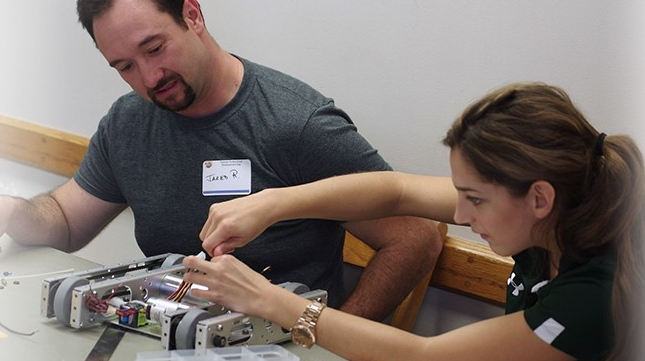 Butler Co. Students Head To CalU For Robotics Competition