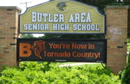 Butler Sr. High Students Participate In Drill