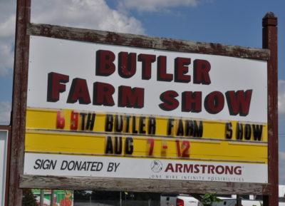 Butler Farm Show Runs Through Saturday