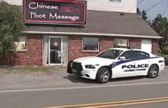 2 Arrested After Raid At Massage Parlor