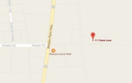 Fire at Vacant Home in Slippery Rock
