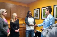 Steelers' DeAngelo Williams Pays For 53 Mammograms At BMH To Honor Mom