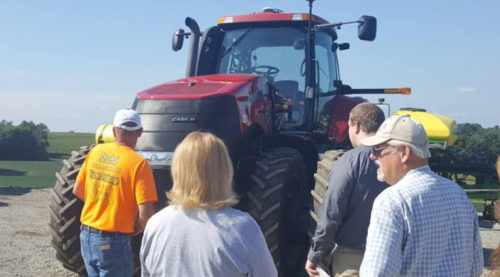 Farmers Celebrated At Annual Butler Co. Farm Tour