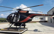 Helicopter To Inspect Power Lines