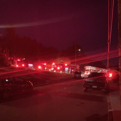 Crews Respond To Early Morning South Side Fire
