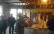 Peek Inside Kaufman House Rehab