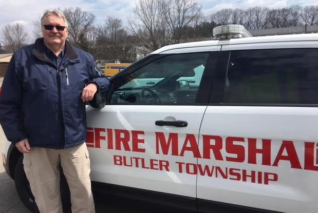 Longtime Firefighter Retires