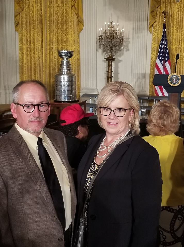 Butler Co. Commissioner Visits White House For Third Time