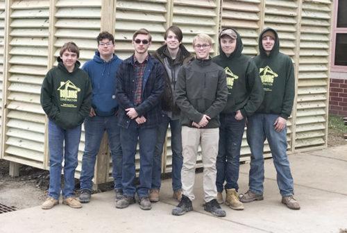 Vo-Tech Students Help Mars School District Muffle Noisy Equipment