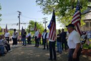 Memorial Day Ceremony Honors Soldiers