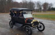 Local Pastor Retires With A Unique Ride