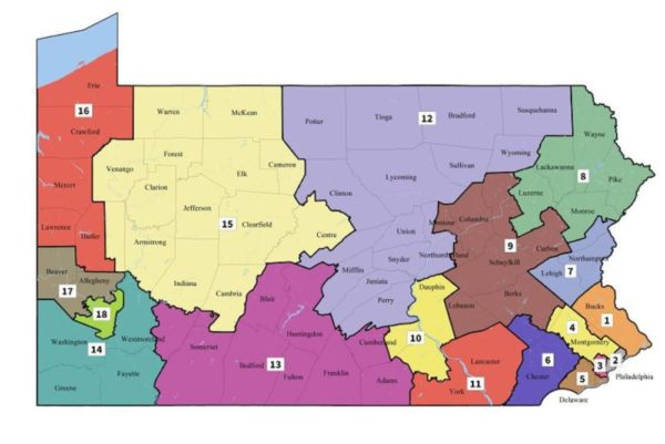 GOP Loses Last-Ditch Bids to Block Pennsylvania Voting Map