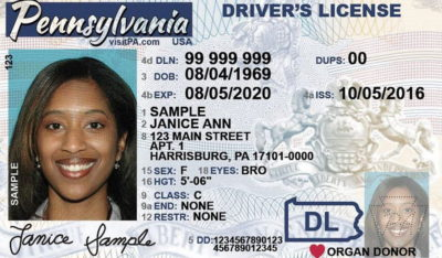 PennDOT Rolls Out New Driver's Licenses