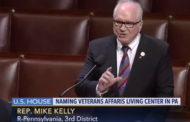 U.S. Rep. Kelly Pushes Bill To Rename VA Community Center After Local Vietnam Soldier