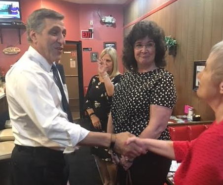 Congressman Lou Barletta wins GOP US Senate race