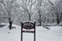 Butler Sees First Snow System Of Winter Season