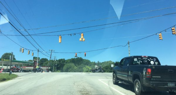 Crews Complete Traffic Light Repairs At Center Twp. Intersection